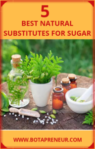 5 Best Natural Substitutes For Sugar